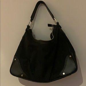 👛Black Calvin Klein Hand bag